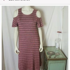 Cold Shoulder Sundress Apt. 9 Size Small Medium
